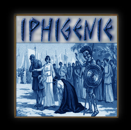 Iphigenie Cover